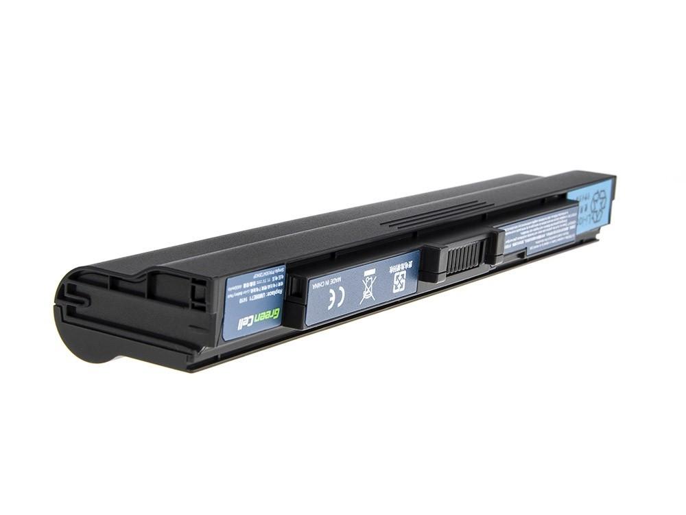 Green Cell Battery for Acer Aspire One 521 752 / 11,1V 4400mAh