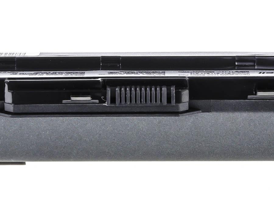 Green Cell Battery for MSI Wind U91 L2100 L2300 U210 U120 U115 U270 (black) / 11,1V 6600mAh