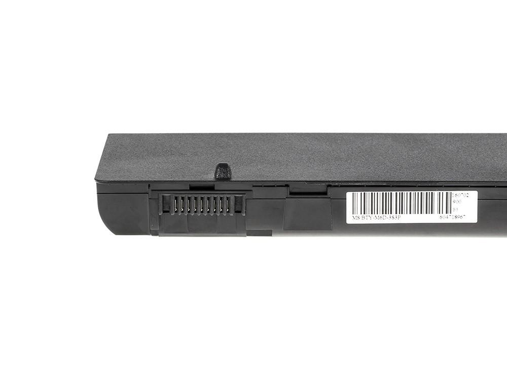 Green Cell Battery for MSI GT60 GT70 GT660 GT680 GT683 GT780 GT783 GX660 GX680 GX780 / 11,1V 6600mAh