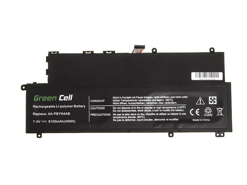 Green Cell Battery for Samsung NP530U3B NP530U3C / 7,4V 4100mAh
