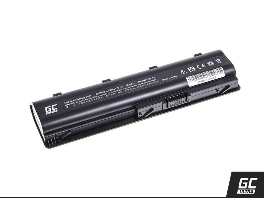 Green Cell ULTRA Battery for HP 635 650 655 2000 Pavilion G6 G7 / 11,1V 6800mAh
