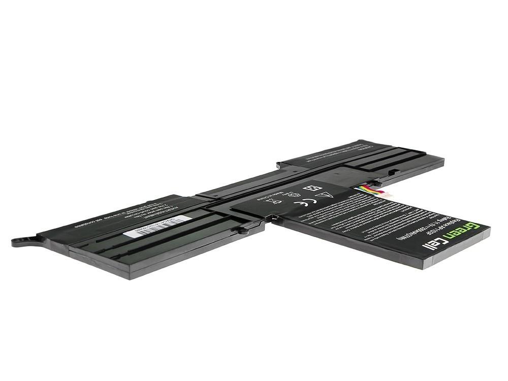 Green Cell Battery for Acer Aspire S3 / 11,1V 3300mAh