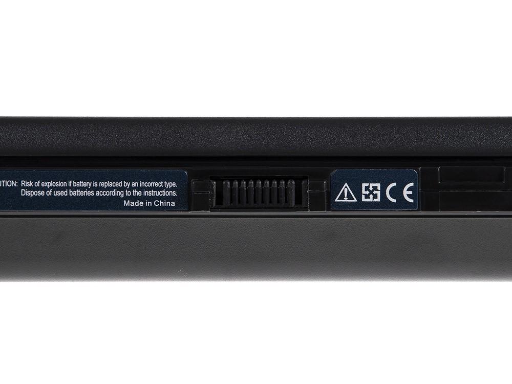 Green Cell Battery for Acer Aspire One 531 531H 751 751H ZA3 ZG8 / 11,1V 6600mAh