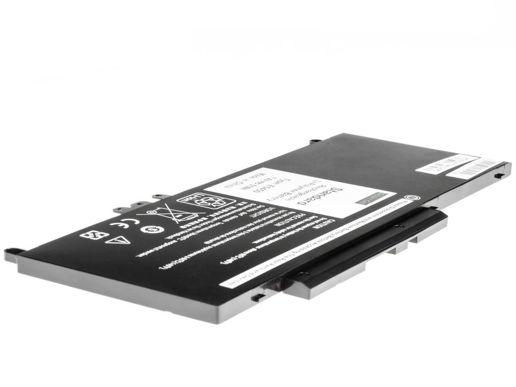 Green Cell Battery for Dell Latitude E5450 E5470 E5550 E5570 / 7,4V 5800mAh