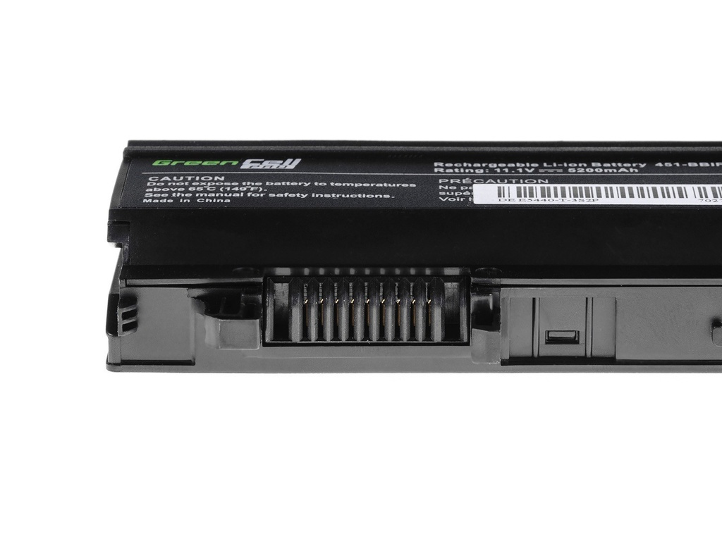 Green Cell PRO Battery for Dell Latitude E5440 E5540 P44G / 11,1V 5200mAh