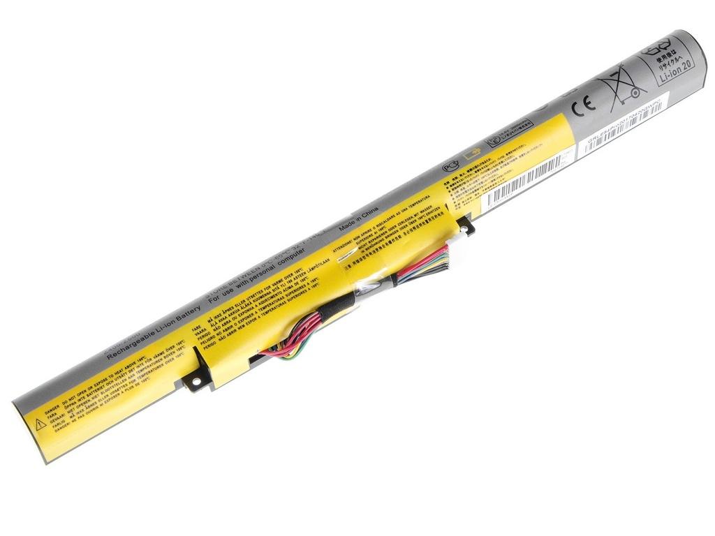 Green Cell PRO Battery for Lenovo IdeaPad P500 Z510 P400 / 14,4V 2600mAh