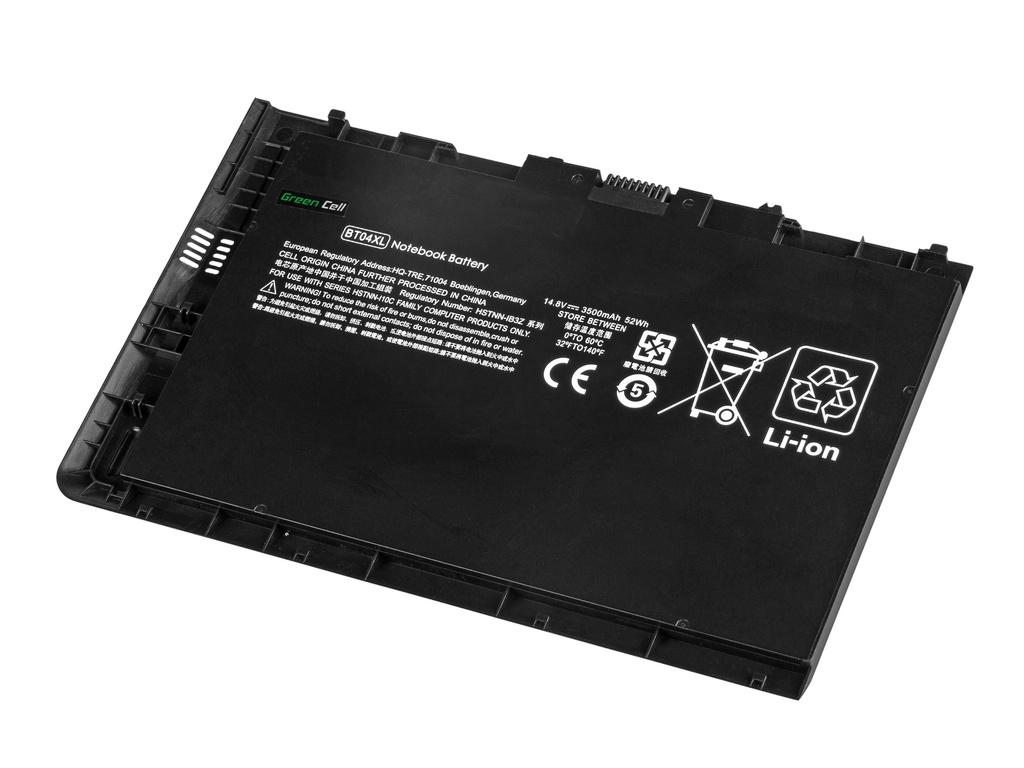 Green Cell Battery for HP EliteBook Folio 9470m 9480m / 14,4V 3500mAh