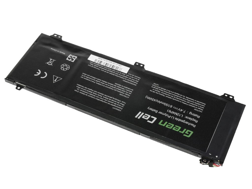 Green Cell Battery for Lenovo IdeaPad U330 U330p U330t / 7,4V 6100mAh