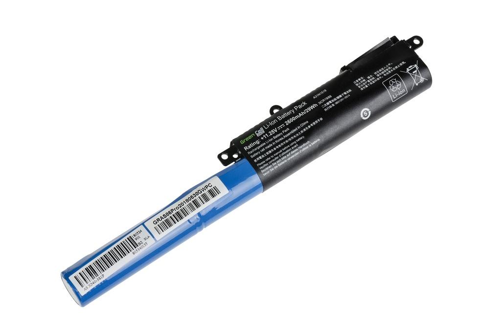 Green Cell PRO Battery for Asus A31N1519 F540 F540L F540S R540 / 11,25V 2600mAh