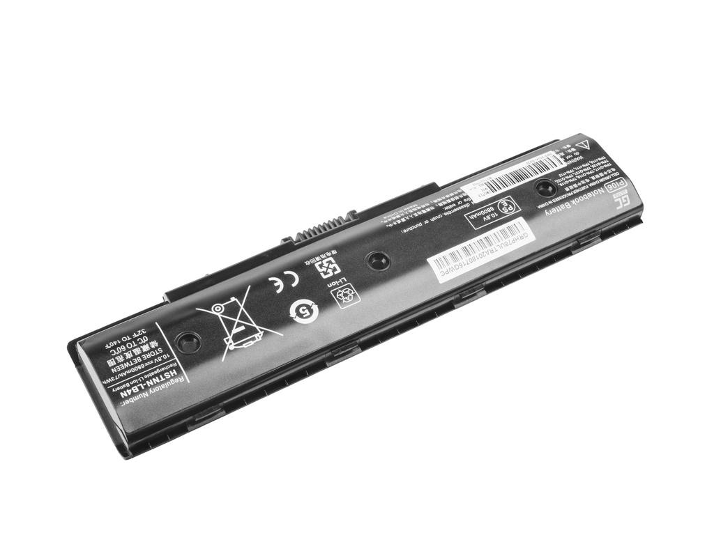 Green Cell ULTRA Battery for HP Pavilion 14 15 17 Envy 15 17 / 11,1V 6800mAh