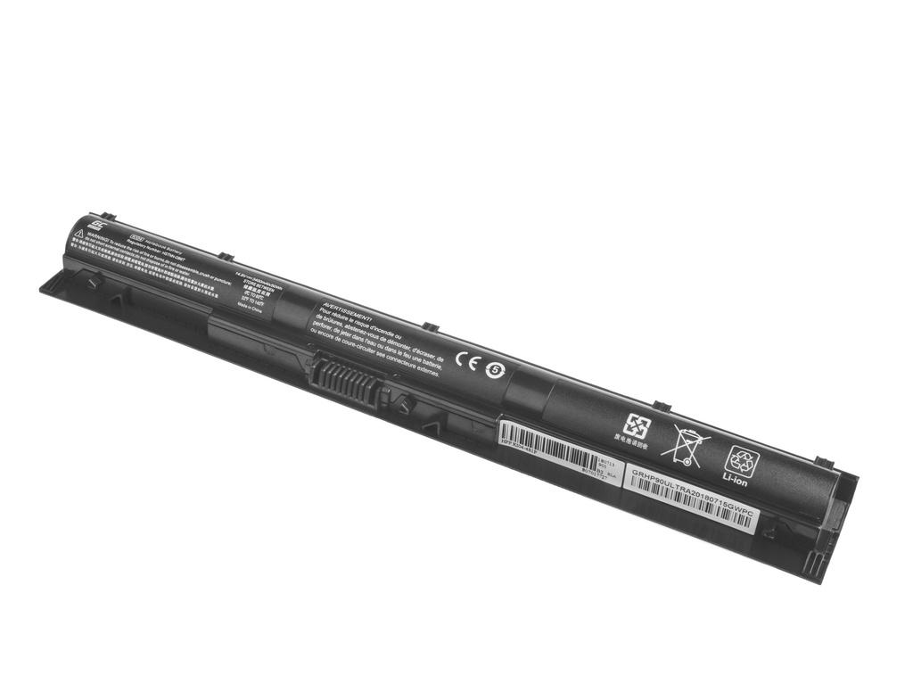 Green Cell Battery for HP Pavilion 14-AB 15-AB 15-AK 17-G / 14,4V 3400mAh