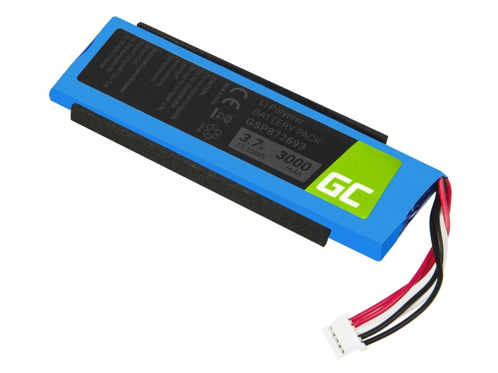 Green Cell Speaker Battery for JBL Flip 3