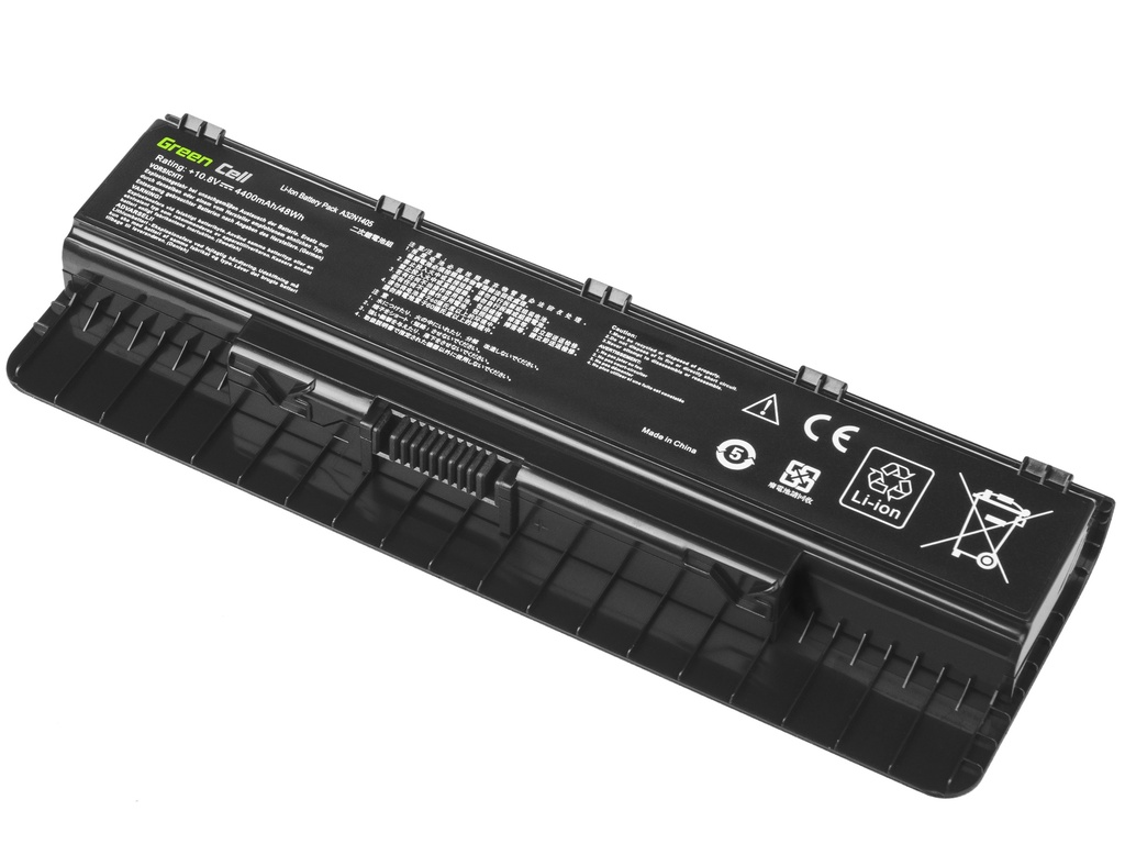 Green Cell A32N1405 Battery for Asus G551 G551J G551JM G551JW G771 G771J G771JM G771JW N551 N551J N551JM N551JW N551JX
