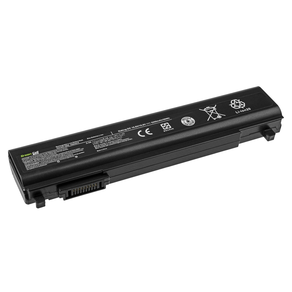 Green Cell PRO Battery PA5162U-1BRS for Toshiba Portege R30 R30-A R30-A-134 R30-A-14K R30-A-17K R30-A-15D R30-A-1C5