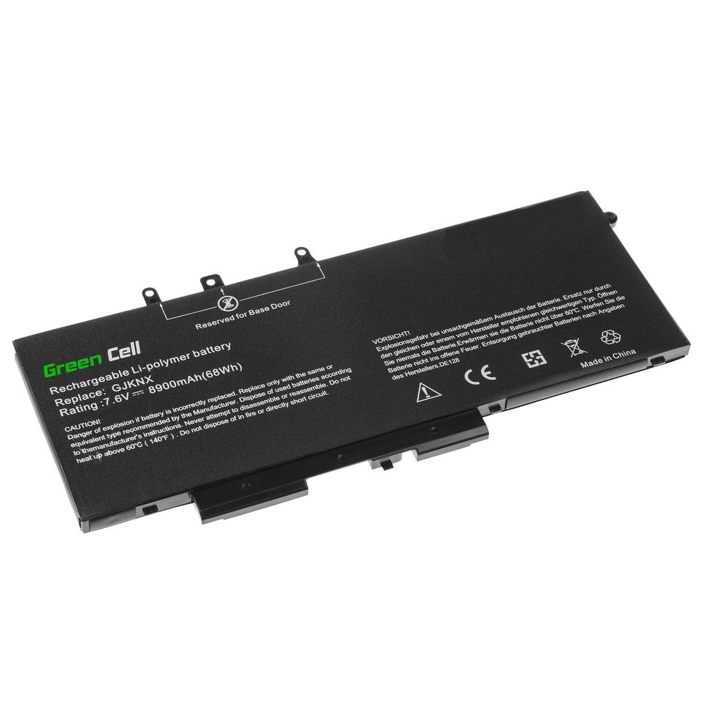 Green Cell Battery 93FTF GJKNX for Dell Latitude 5280 5290 5480 5490 5491 5495 5580 5590 5591 Precision 3520 3530