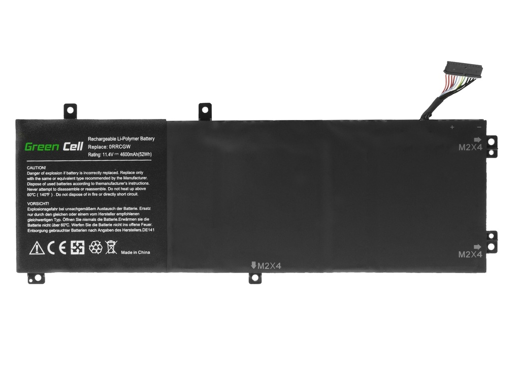 Green Cell Battery RRCGW for Dell XPS 15 9550, Dell Precision 5510