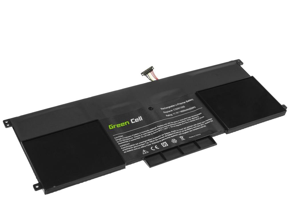 Green Cell Battery C32N1305 for Asus ZenBook UX301 UX301L UX301LA