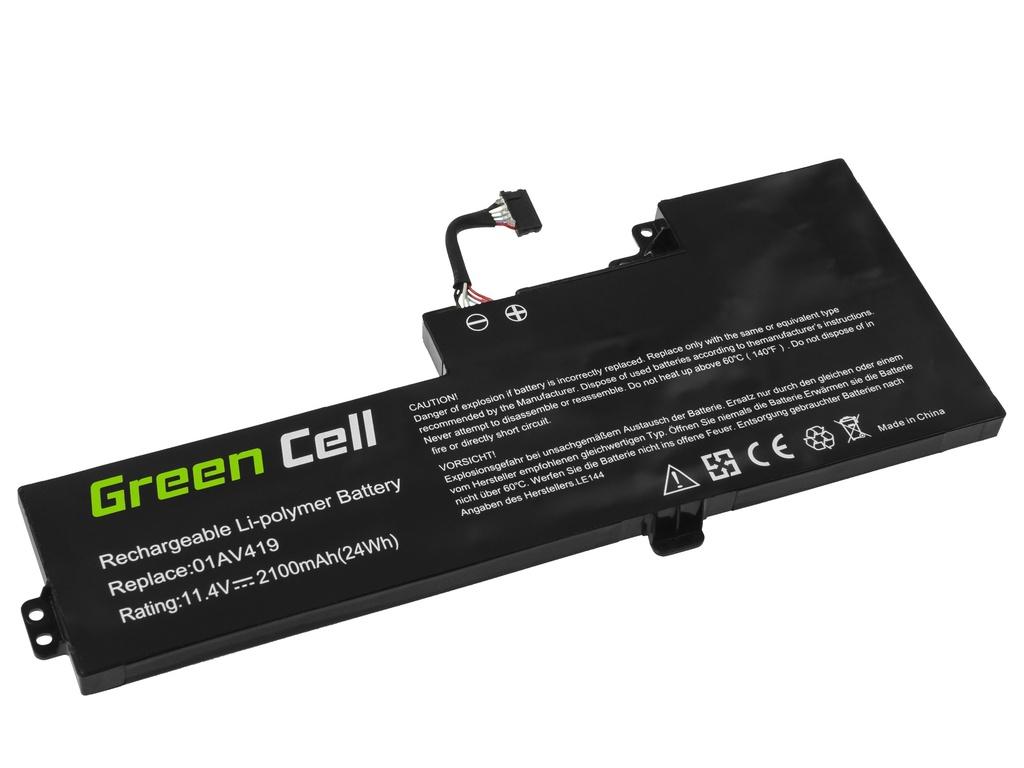 Laptop Battery Green Cell 01AV419 01AV420 01AV421 01AV489 for Lenovo ThinkPad T470 T480 A475 A485