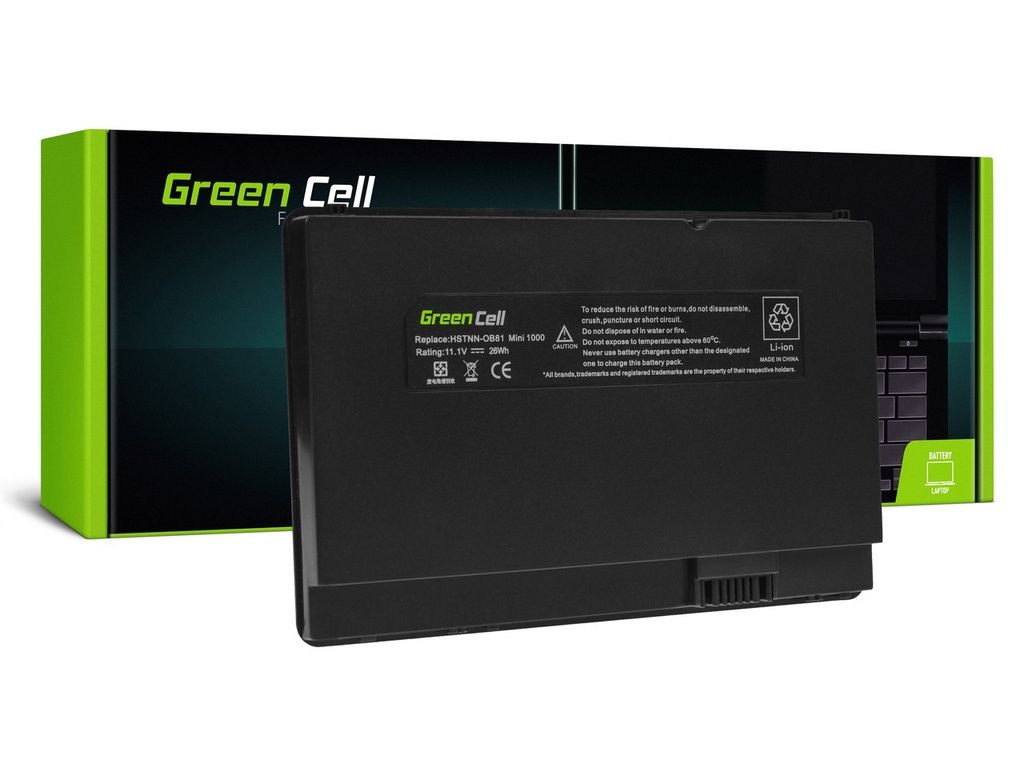 Battery Green Cell for HP 1000 1001 1005 1025 Compaq 700 730