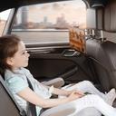 Baseus Backseat Car Mount Adjustable Headrest Bracket for tablets and smartphones 4,7'' - 12,3'' black (SULR-A01)