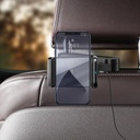 Baseus Energy Storage Backseat Holder Wireless Qi 15 W Charger black (WXHZ-01)