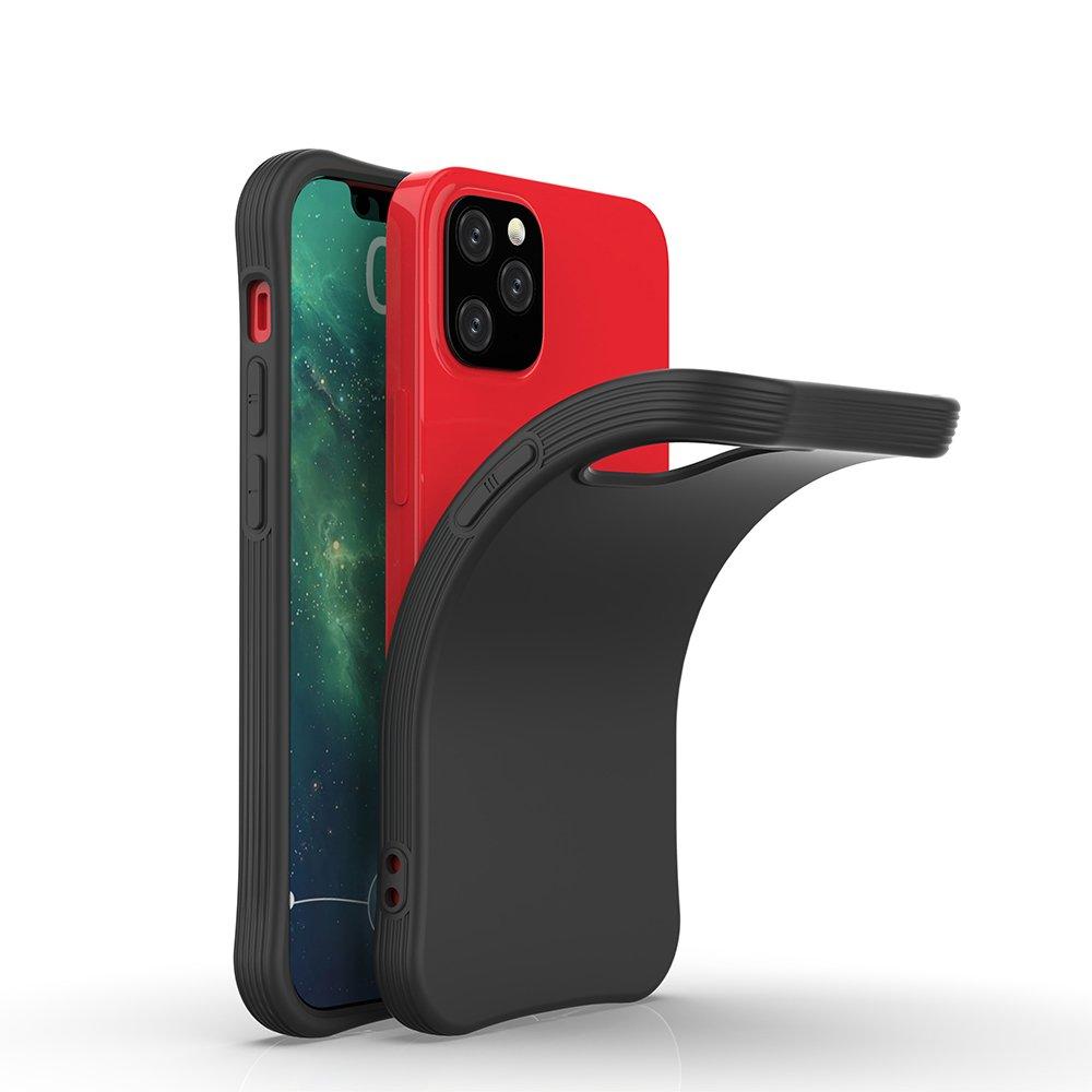 Soft Color Case flexible gel case for iPhone 12 mini blue