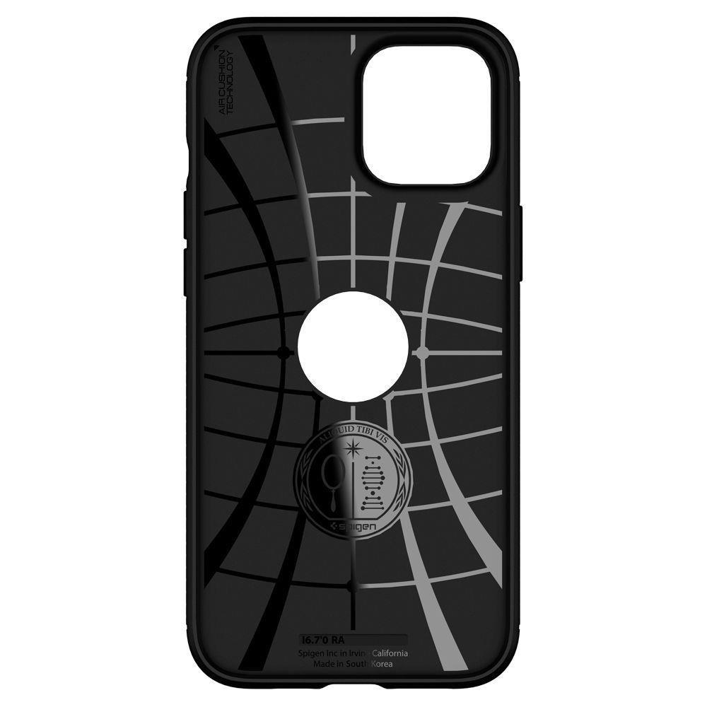 Spigen Rugged Armor iPhone 12 Pro / iPhone 12 Matte Black
