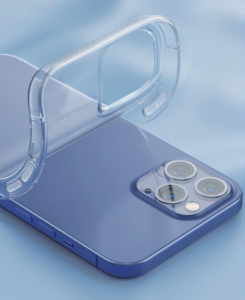 Baseus Simple Case Flexible gel case iPhone 12 mini Transparent (ARAPIPH54N-02)