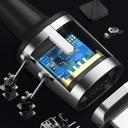 Baseus Zinc Magnetic Cable USB For Lightning 2.4A 1m Black (CALXC-A01)