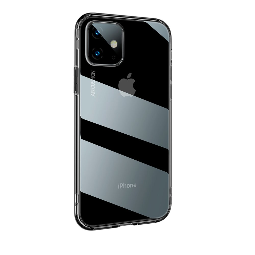 Baseus Safety Airbags Case Cover with strong corners iPhone 11 transparent (ARAPIPH61S-SF02)