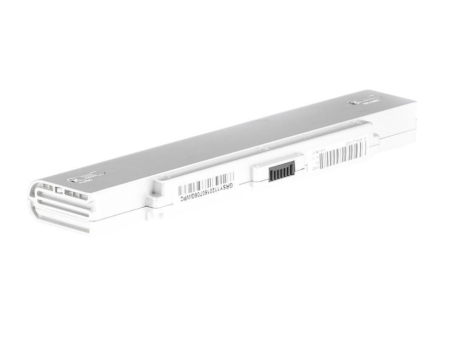 Green Cell Battery for Sony Vaio VGN-AR570 CTO VGN-AR670 CTO VGN-AR770 (silver) / 11,1V 4400mAh