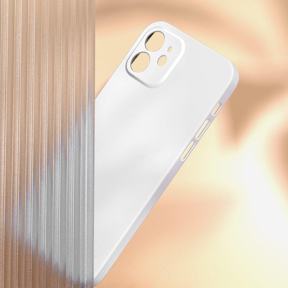 Baseus Liquid Silica Gel Case Flexible gel case iPhone 12 Pro / iPhone 12 Dark green (WIAPIPH61N-YT6A)
