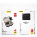 Dudao True Wireless Earphones TWS Bluetooth 5.0 golden (U11Pro gold)