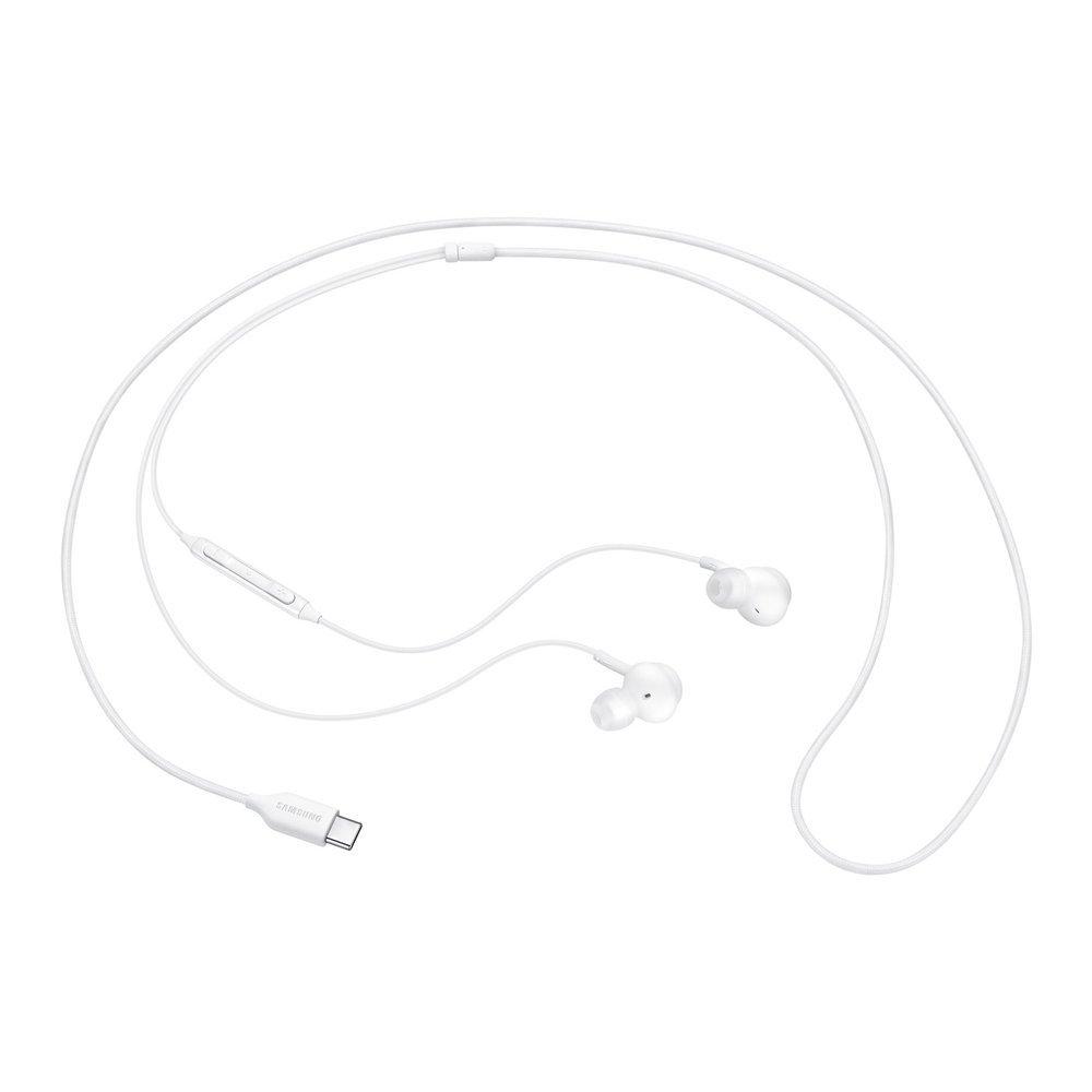 Samsung AKG USB Type C Earphone ANC (Active Noise Cancelling) white (EO-IC100BWEGEU)