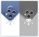 Baseus Simple Case Flexible gel case iPhone 12 Pro / iPhone 12 Transparent (ARAPIPH61N-02)