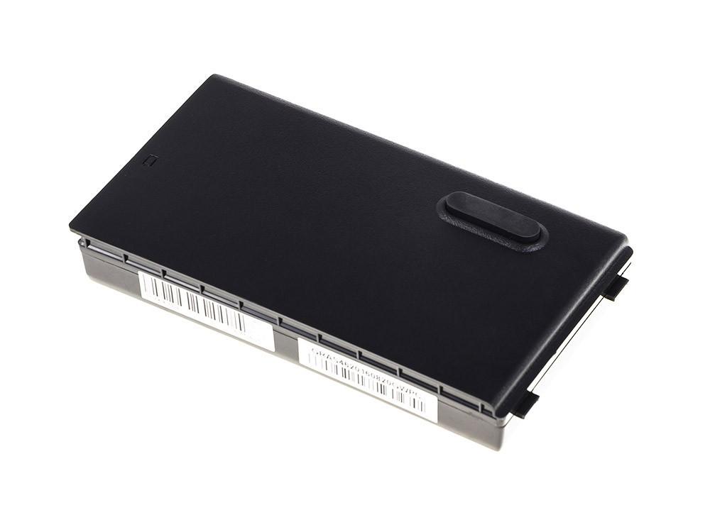 Green Cell Battery for Asus A8 A8E A8H A8J F8 N81 X80 Z99 / 11,1V 4400mAh