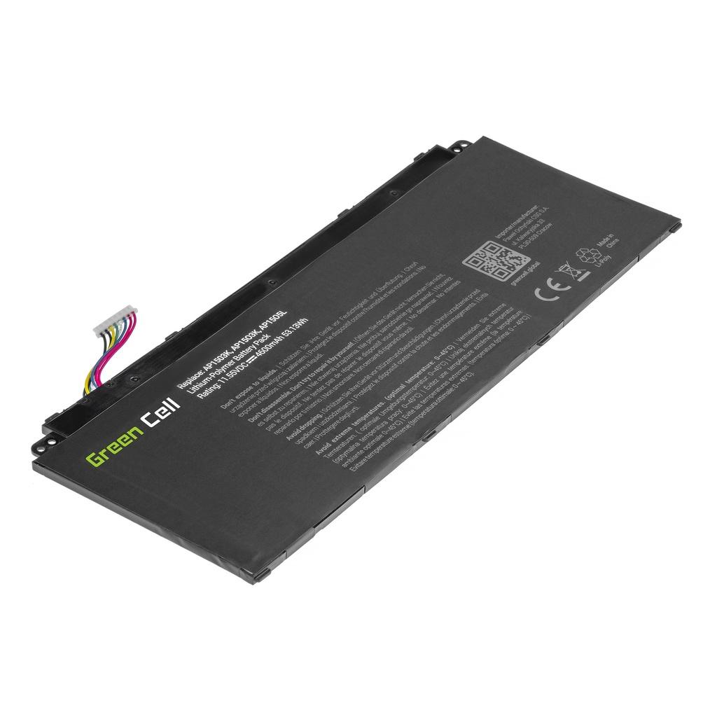 Green Cell ® Battery AP15O3K AP15O5L for  Acer Aspire S 13 S5-371 S5-371T Swift 5 SF514-51 Chromebook R 13 CB5-312T