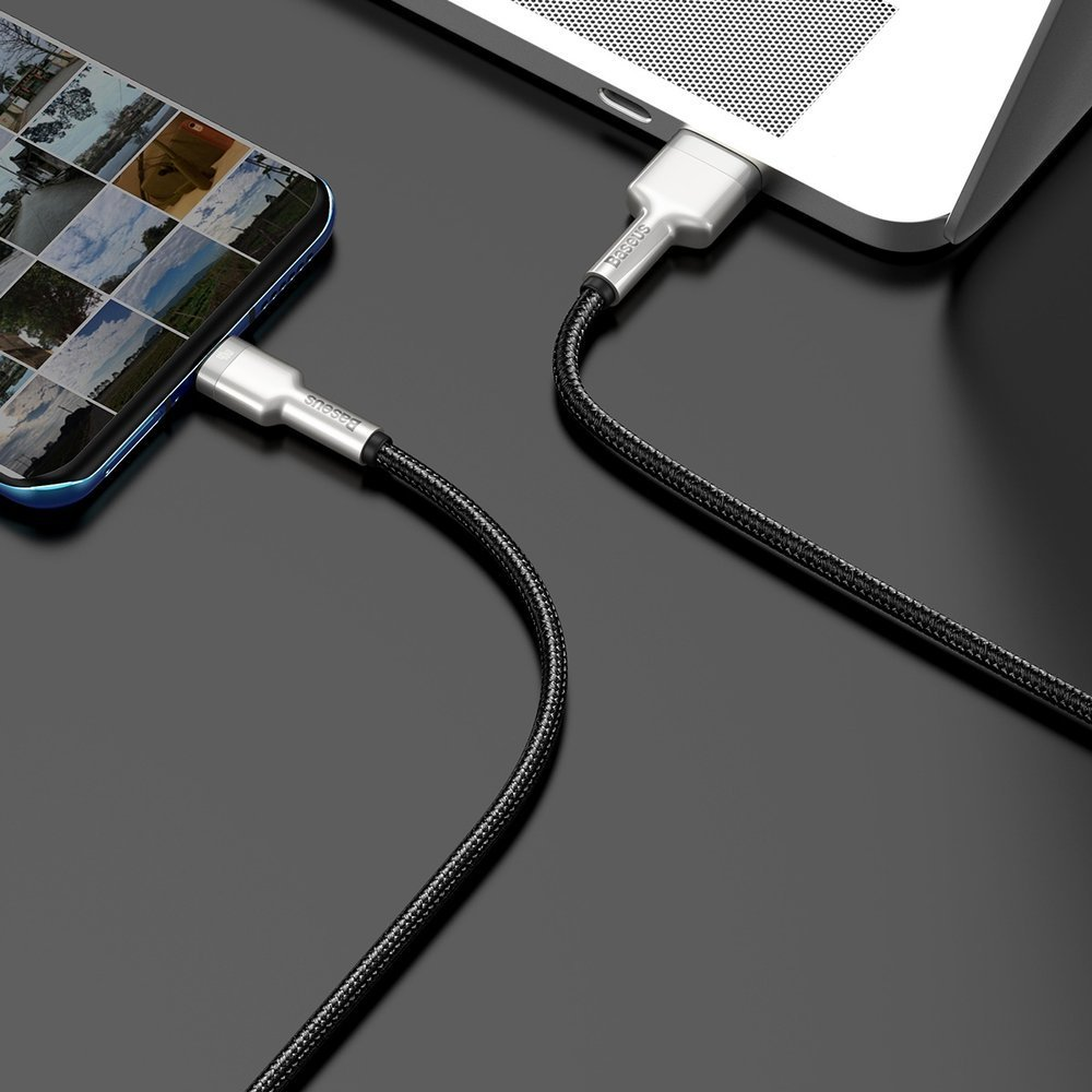 Baseus Cafule Series Metal Data Cable USB to Type-C 40W 2m