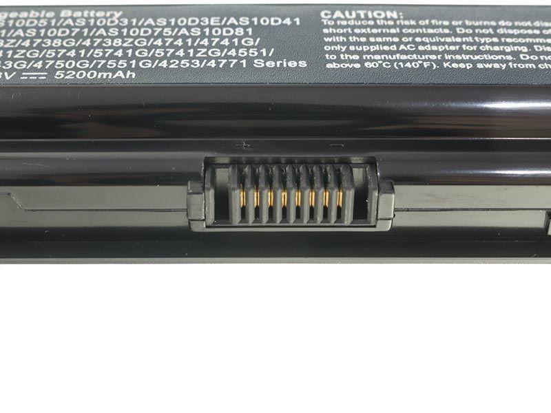 Green Cell PRO Battery for Acer Aspire 5740G 5741G 5742G 5749Z 5750G 5755G / 11,1V 5200mAh