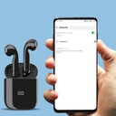 Mixcder Wireless Bluetooth 5.0 TWS Earbuds Black
