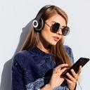 Ausdom Wireless Bluetooth 5.0 Over-Ear Headphones ANC (Active Noise Canceling)