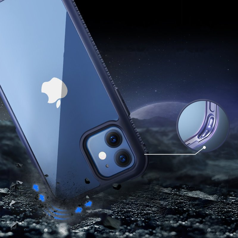 Joyroom Frigate Series durable hard case for iPhone 12 Pro / iPhone 12