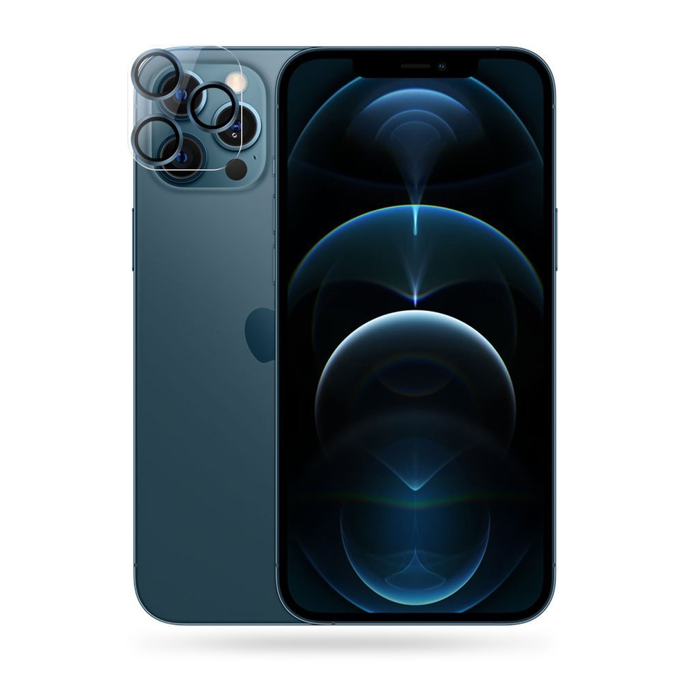 Joyroom Shining Series full lens protector camera tempered glass for iPhone 12 Pro