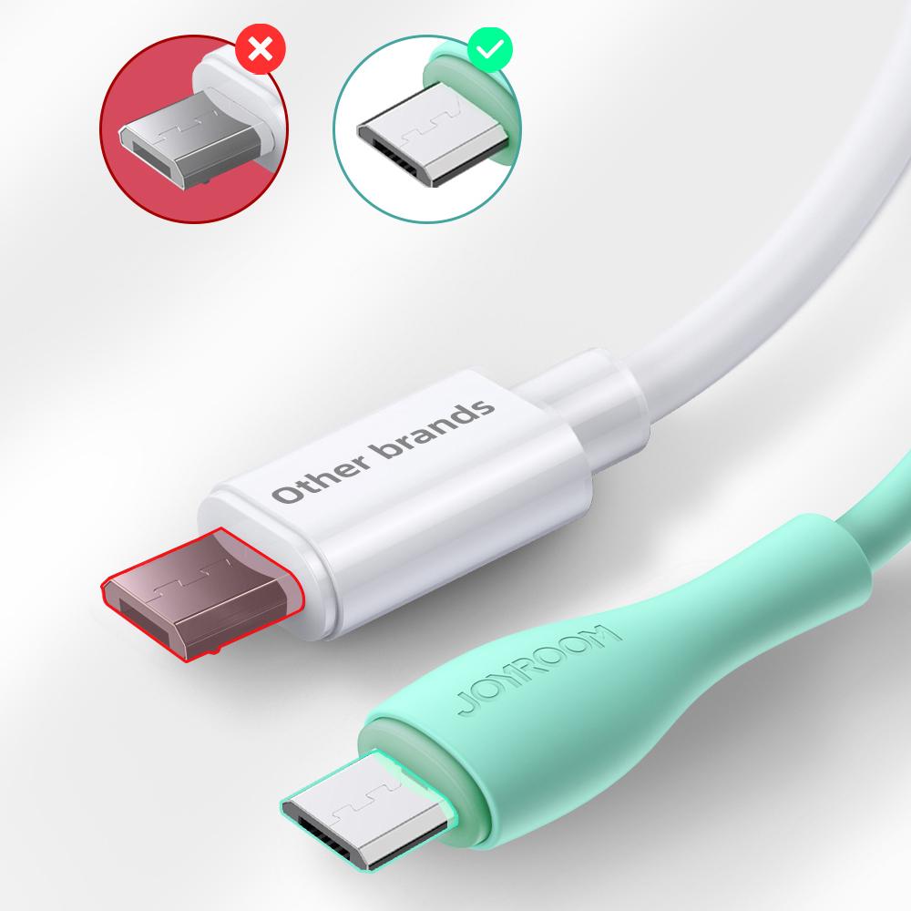Joyroom USB - micro USB cable 2,4 A 1 m