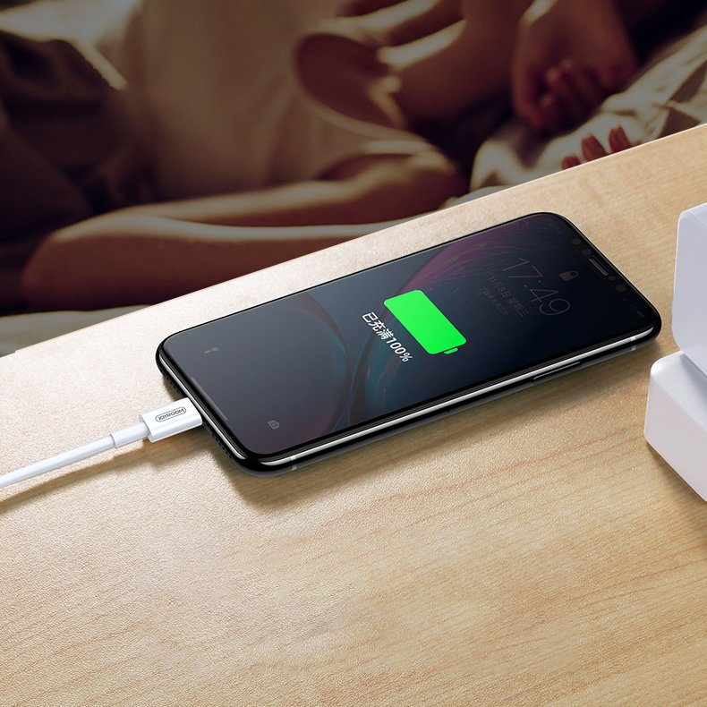 Joyroom fast charging USB Type C - Lightning cable (MFI certificate) Power Delivery 3 A 2 m