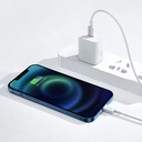 Baseus Superior Cable USB Type C - Lightning Power Delivery 20 W 1,5 m