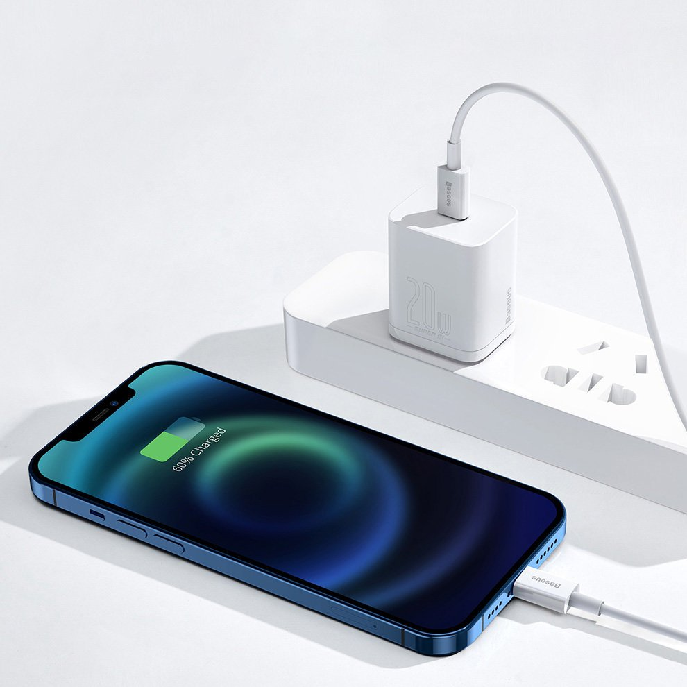 Baseus Superior Cable USB Type C - Lightning Power Delivery 20 W 1 m