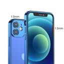 Joyroom New Beauty Series ultra thin case with electroplated frame for iPhone 12 Pro Max