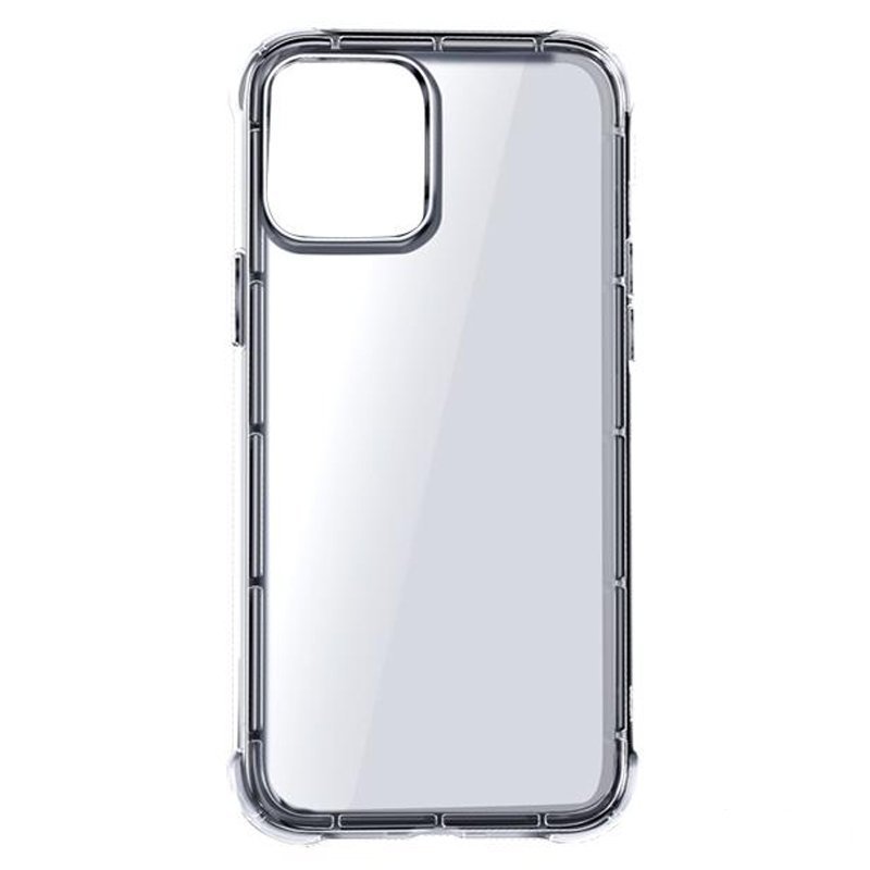Joyroom Crystal Series durable hard case for iPhone 12 Pro Max transparent