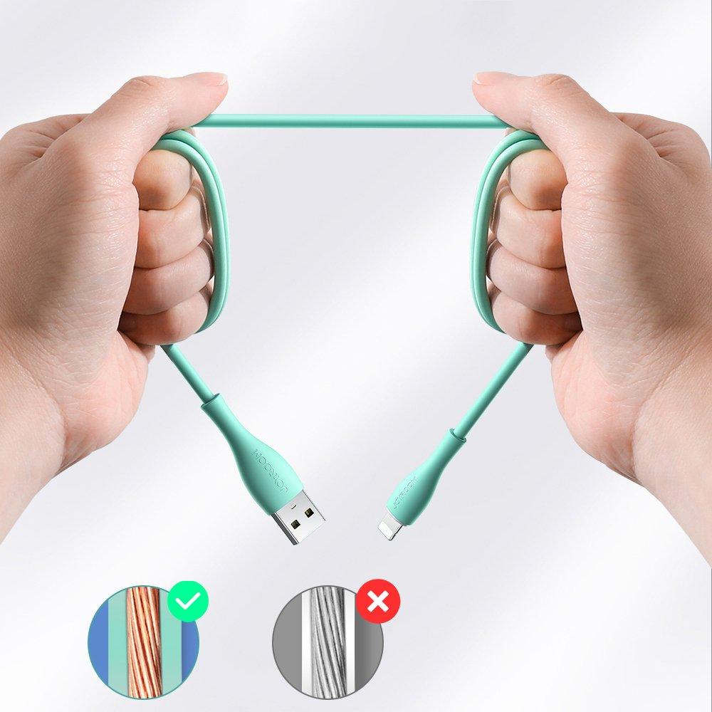 Joyroom USB - Lightning cable 2,4 A 1 m